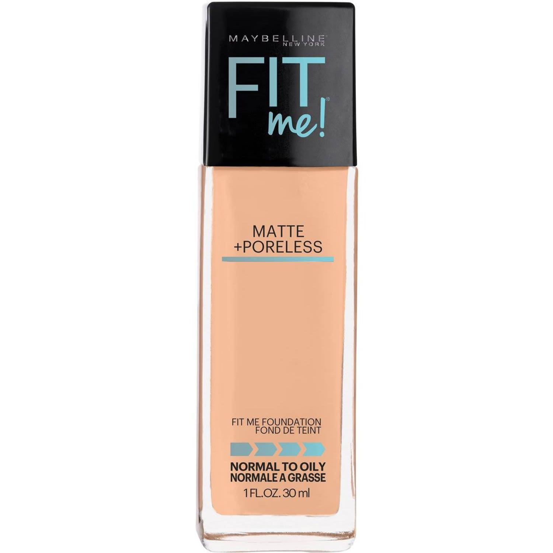 Maybelline Fit Me Matte & Poreless Foundation- Pure Beige 235, 30 Millilitre