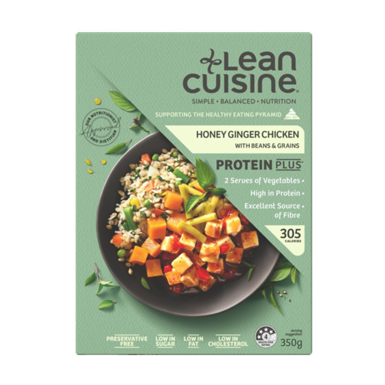 Lean Cuisine Chicken Honey Ginger & Beans, 350 Gram