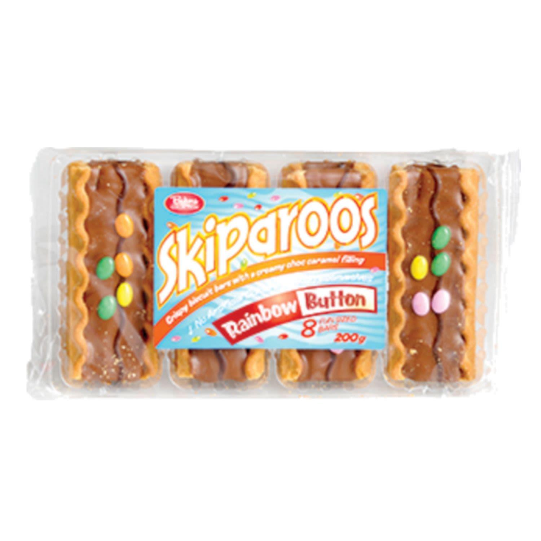 Bakers Skiparoo Rainbow, 200 Gram