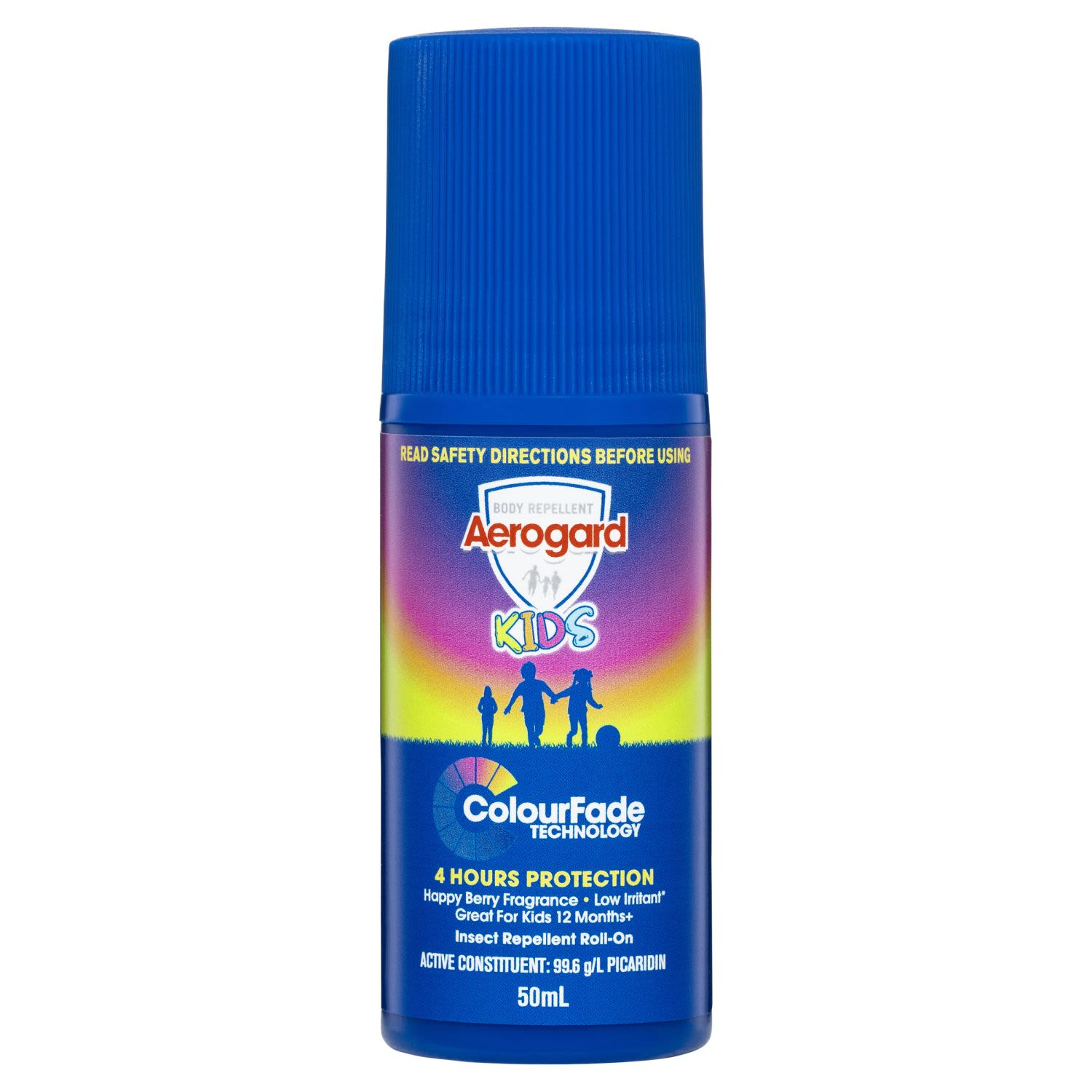 Aerogard Kids Insect Repellent Roll-On, 50 Millilitre