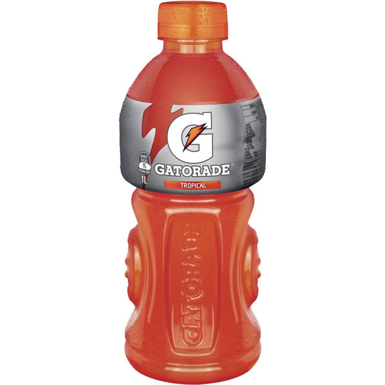 Gatorade Tropical Sports Drink, 1 Litre