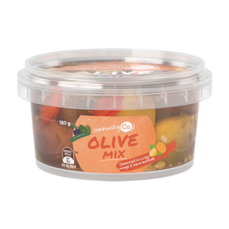 Community Co Olive Mix, 180 Gram
