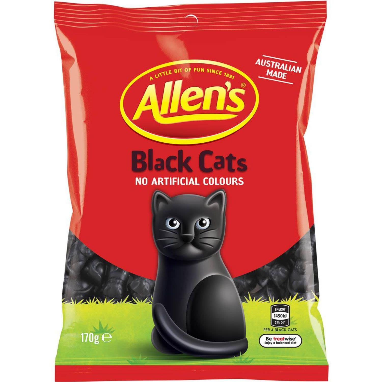 Allen's Black Cats, 170 Gram
