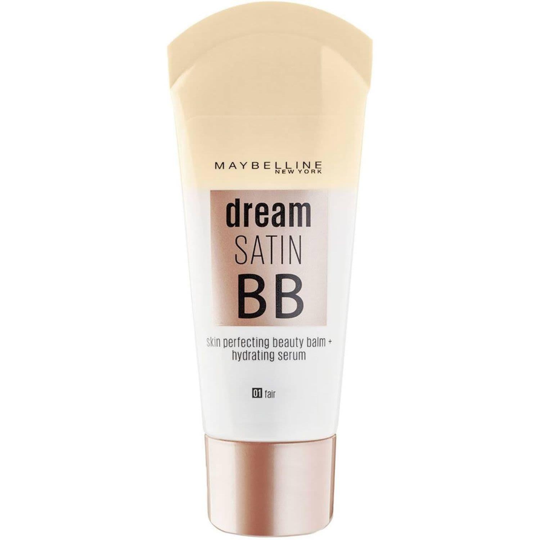 Maybelline Dream Satin Bb Cream - Fair, 30 Millilitre