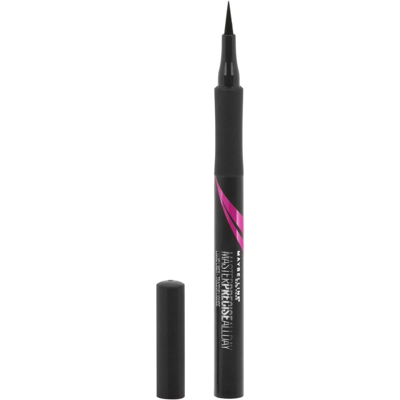 Maybelline Eyestudio Master Precise Liquid Eyeliner - Black Reno, 1 Millilitre