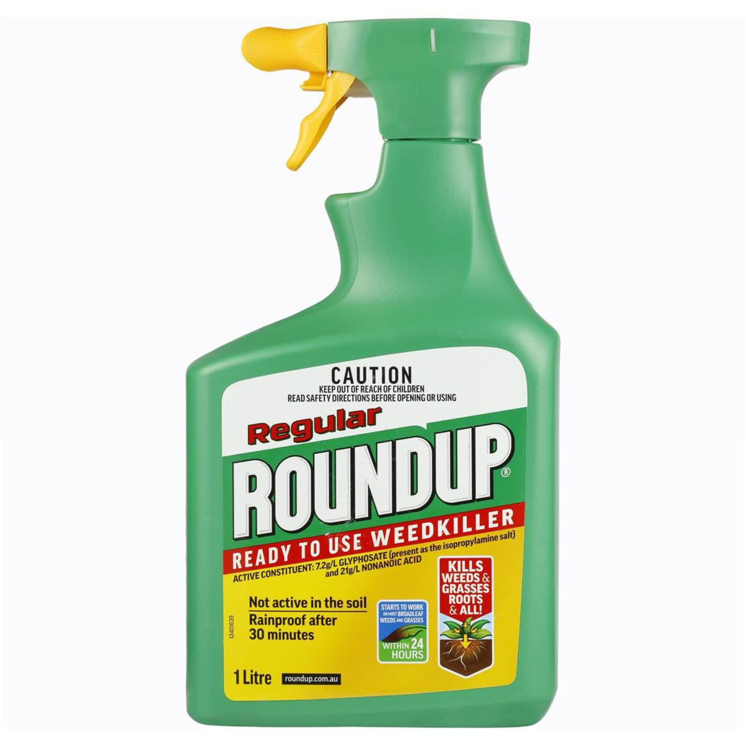 Roundup Garden Weed Killer Ready To Use, 1 Litre