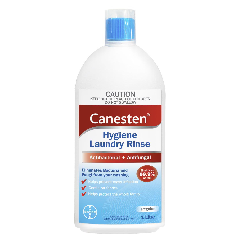 Canesten Antibacterial & Antifungal Hygiene Laundry Rinse, 1 Litre